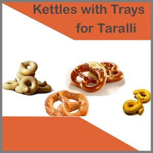 With Trays fo Taralli